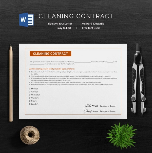 cleaning_contract