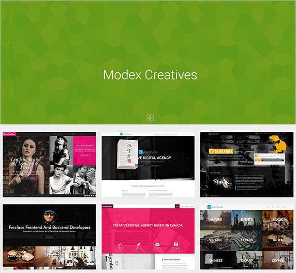 modex creatives with php framework11