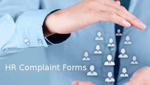 hr complaint forms1