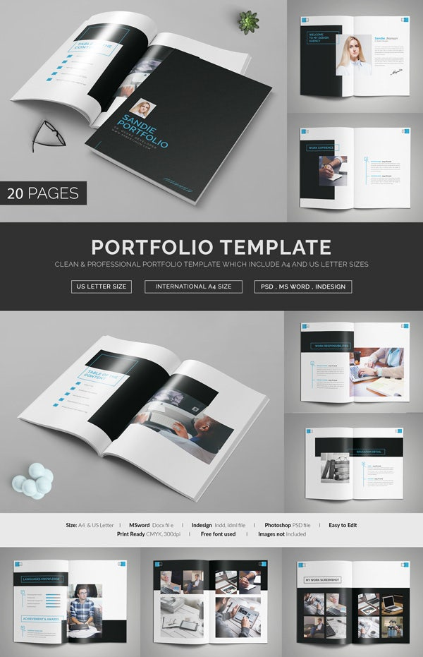Developer Portfolio Template