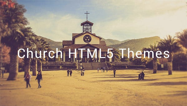 churchhtml5theme