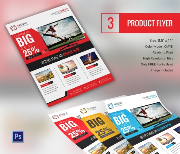 11+ Product Flyer Templates & Psd Designs | Free & Premium Templates