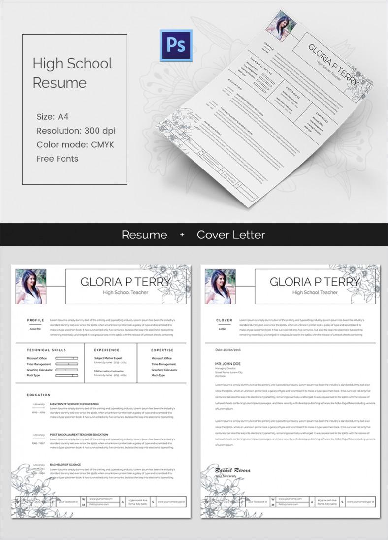 fresher primary teacher resume format teacher resume template word my document blog sample resume high school - Primary Teacher Resume