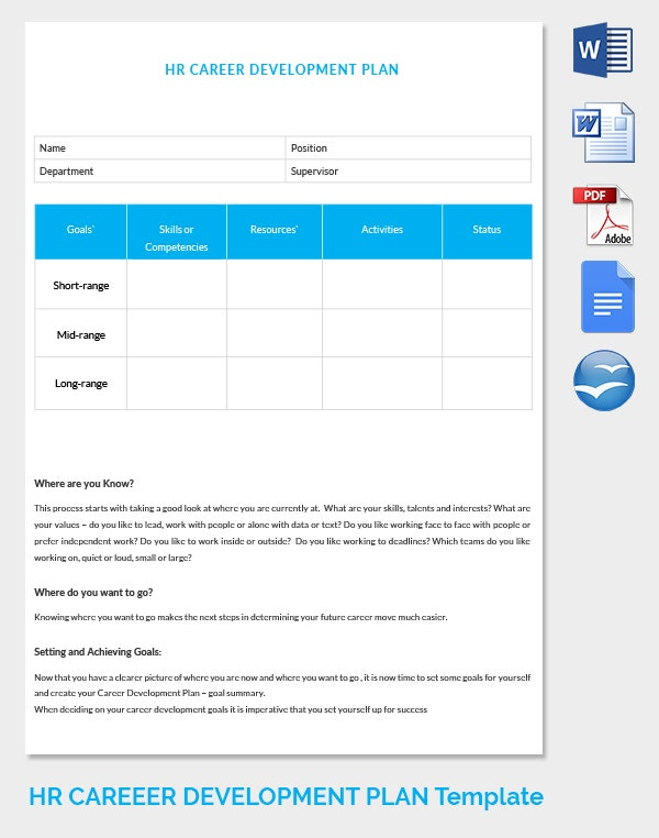 Hr strategy template 39 word pdf documents download for Developing a strategic plan template