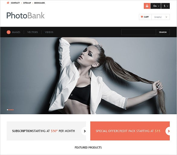 excellent photography prestashop theme