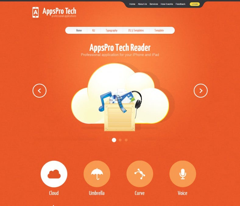 appspro tech software joomla template 788x676