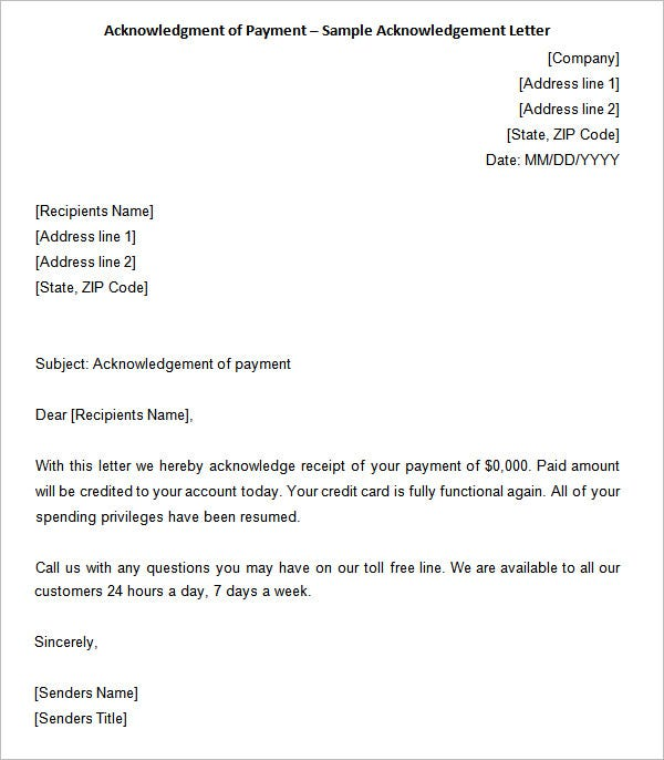 Net 30 payment terms template