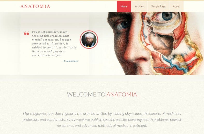 anatomia simple magazine red responsive wordpress theme 43 788x519