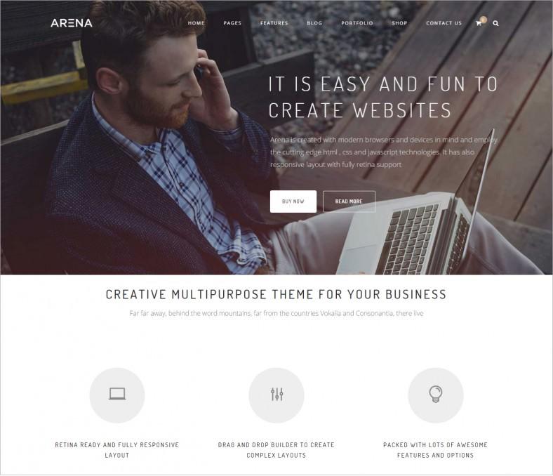 arena multipurpose wordpress template 58 788x678