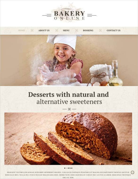 bakery-bootstrap-responsive-website-template