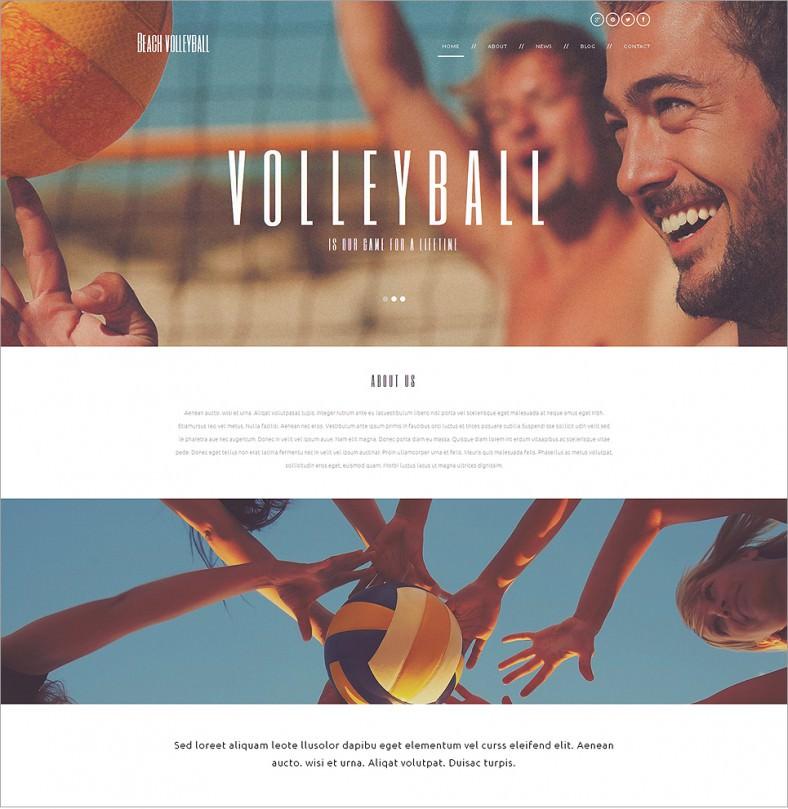 beach volleyball club wordpress theme 75 788x809