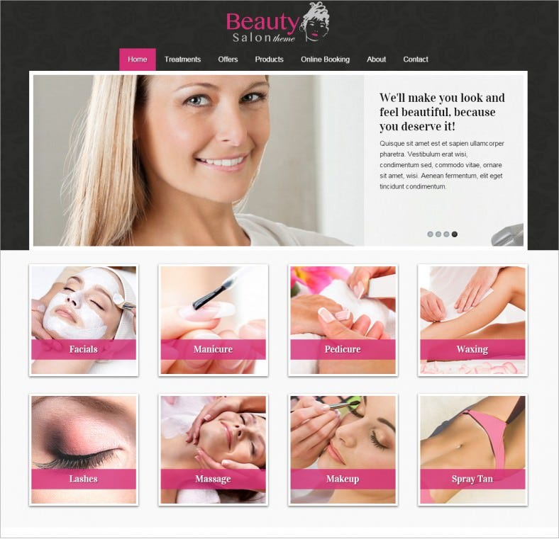 beauty salon make up artist responsive wordpress theme 75 788x761