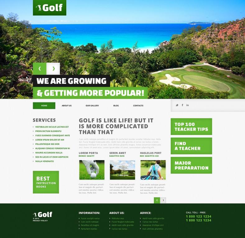 best golf responsive wordpress theme 75 788x764