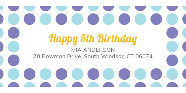 birthday-address-label-template