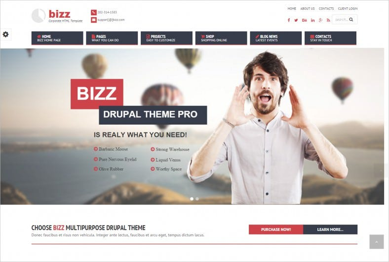 biss multipurpose commerce drupal theme 788x532