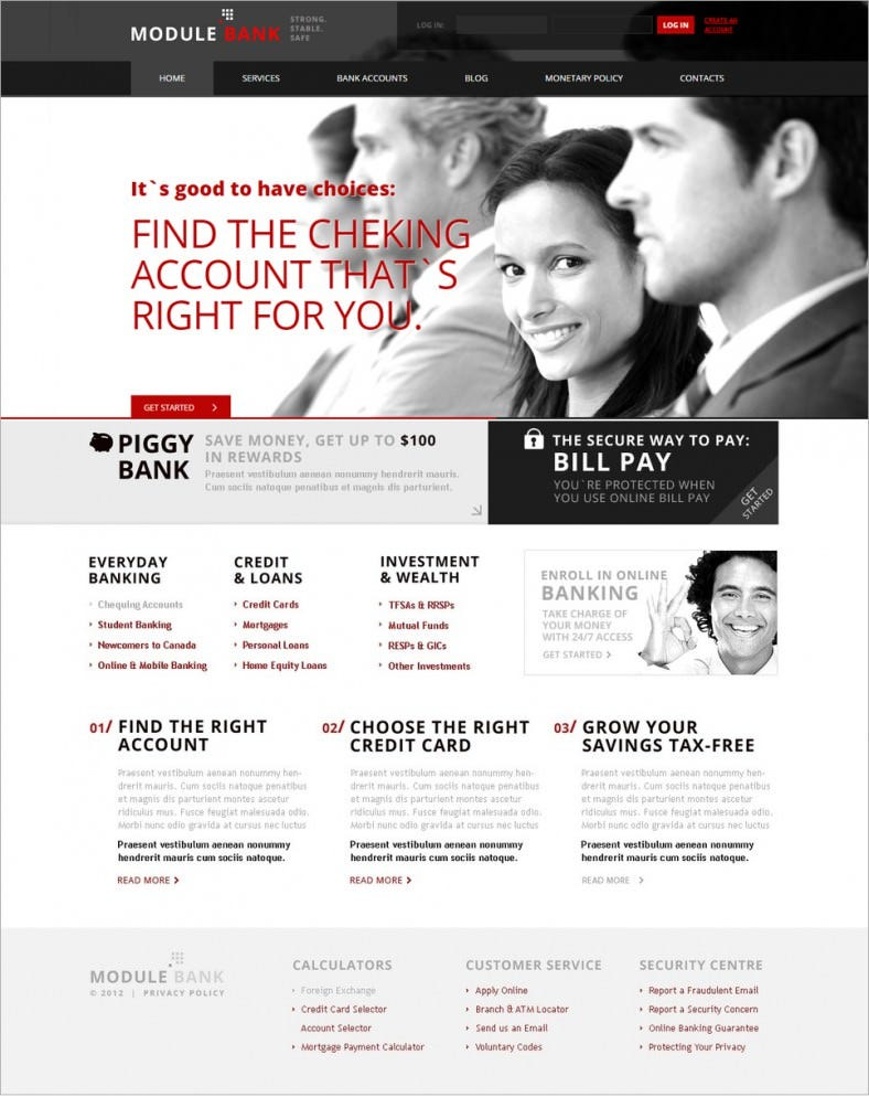 black white bank auditors responsive wordpress themes 75 788x994