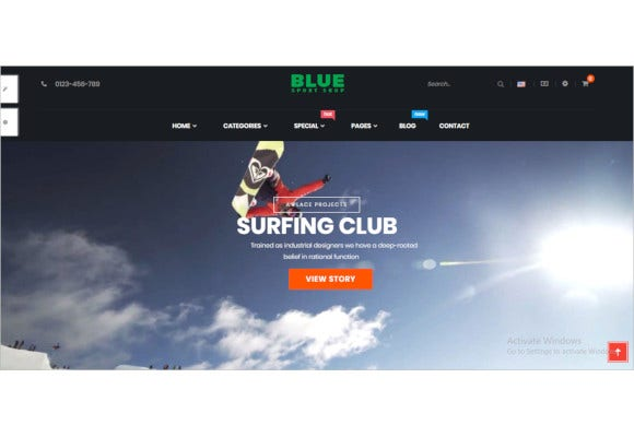 bluesport-sport-store-responsive-prestashop-theme