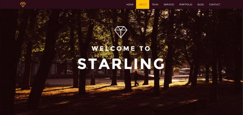 bootstrap 3 based html5 css3 template1 788x375