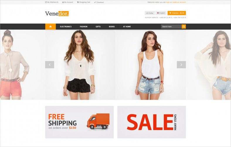 bootstrap responsive ecommerce psd 10 788x502