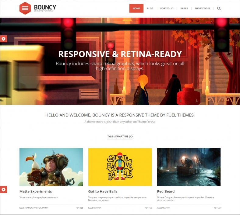 bouncy red responsive wordpress theme 49 788x707