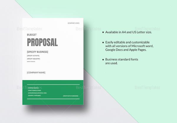 budget-proposal-template