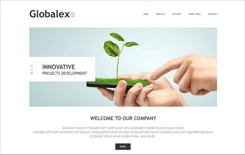 Business Agency Joomla Template