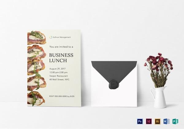 business-lunch-invitation-illustrator-template
