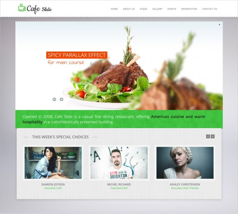 cafe responsive restaurant html5 theme 16 788x709