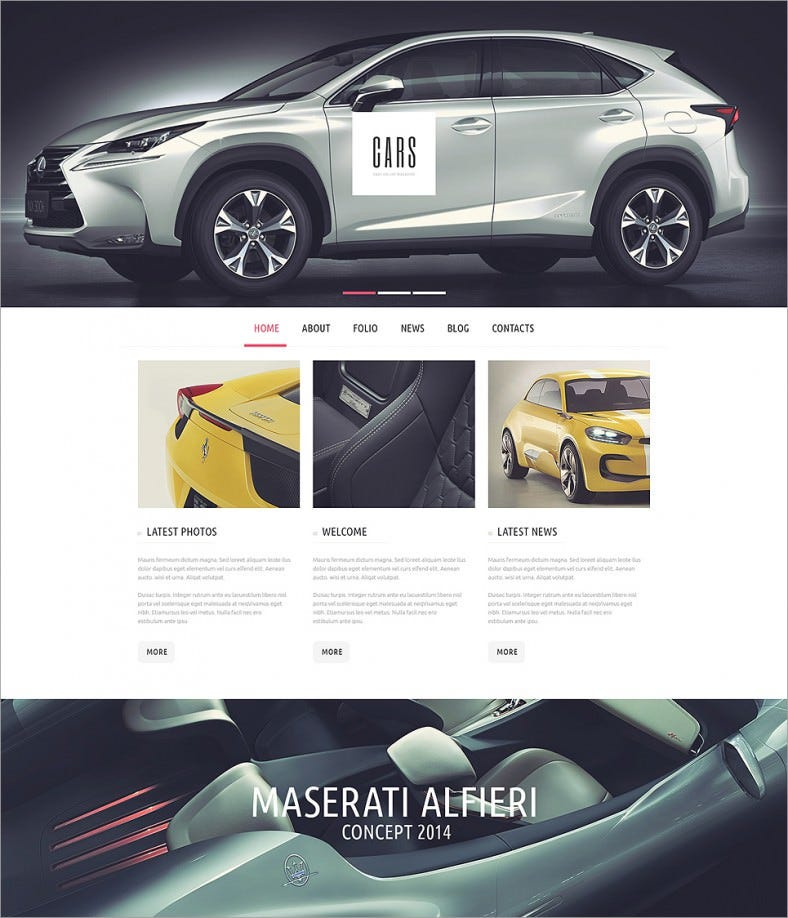 car club passion responsive wordpress templatge 75 788x918