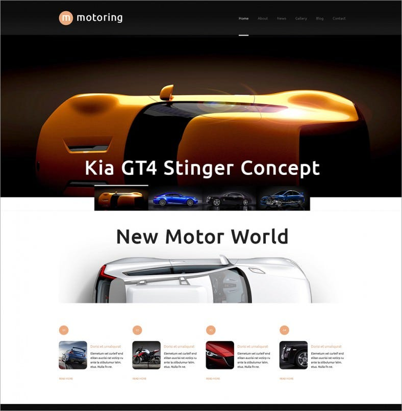 car club responsive wordpress them 75 788x806