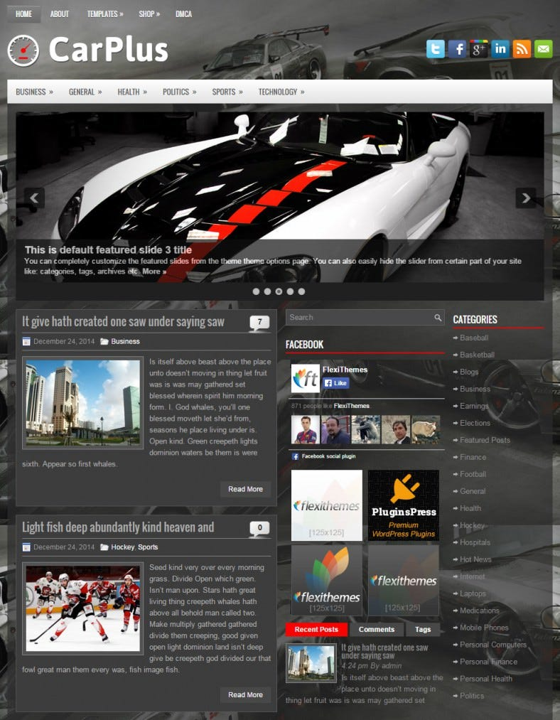car plus dark black responsive wordpress theme 29 788x1013