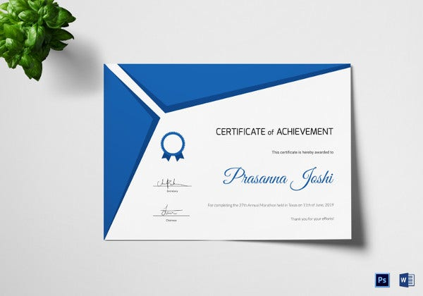 certificate-of-marathon-achievement-template