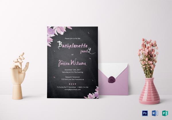 chalkboard-bachelorette-party-invitation-template