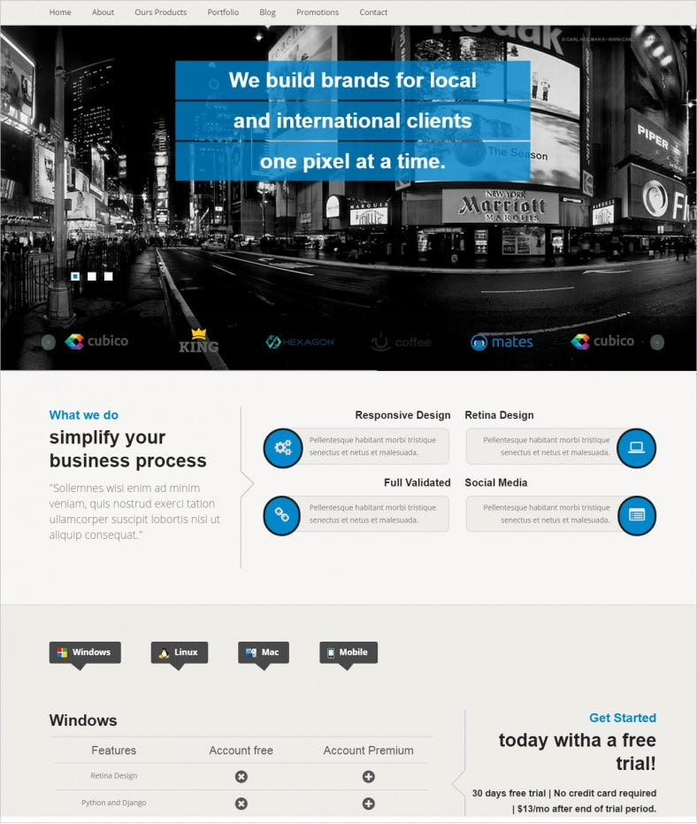 chester multipurpose software drupal theme 48 788x931