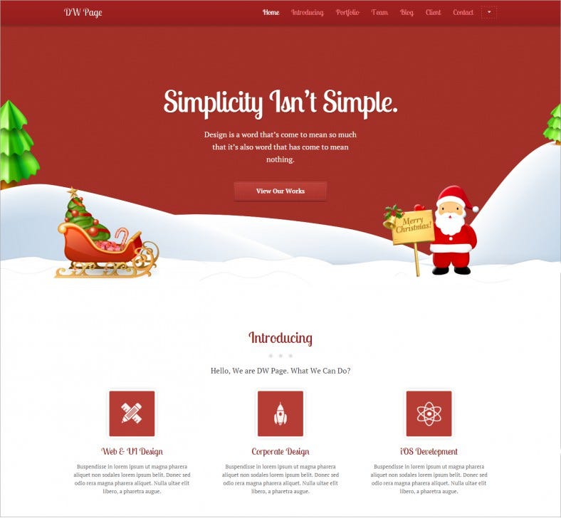 christmas red responsiv wp theme 29 788x728