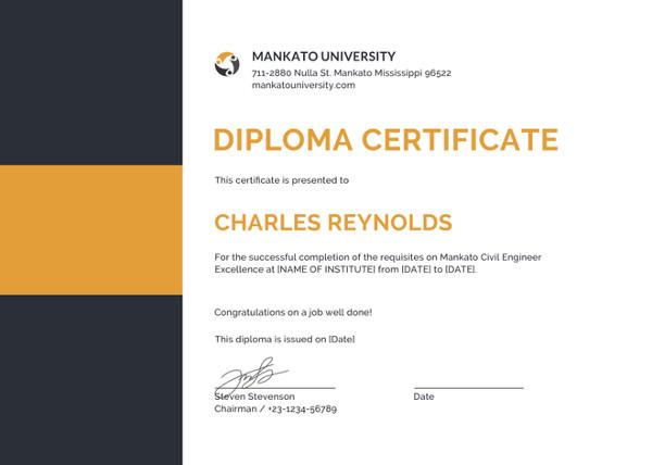 civil-diploma-certificate-template