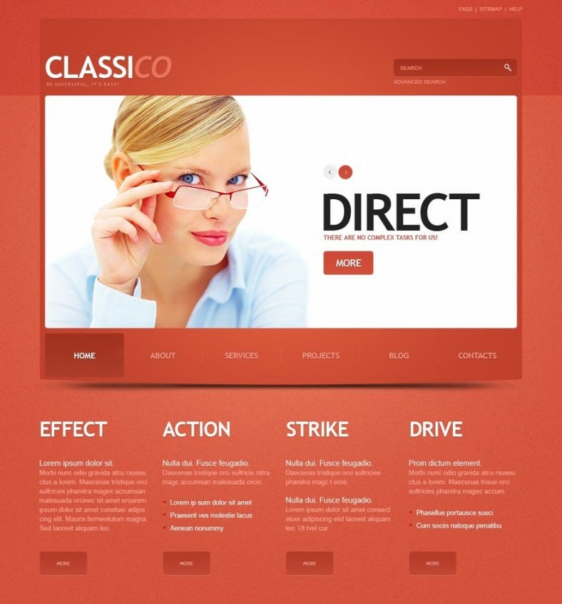 classico red responsive wordpress theme 67 788x846