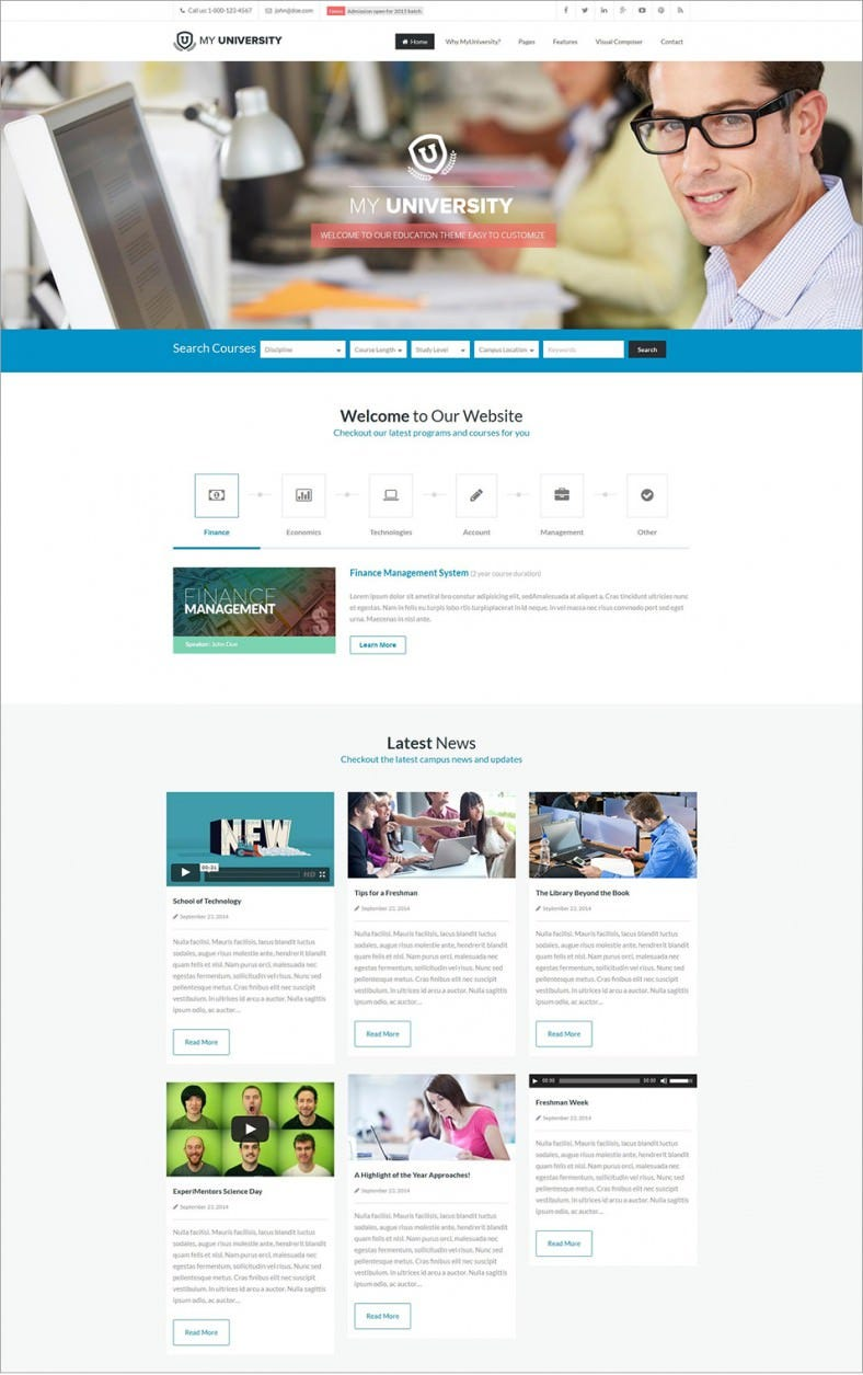 college student responsive wordpress theme – 43 788x1255