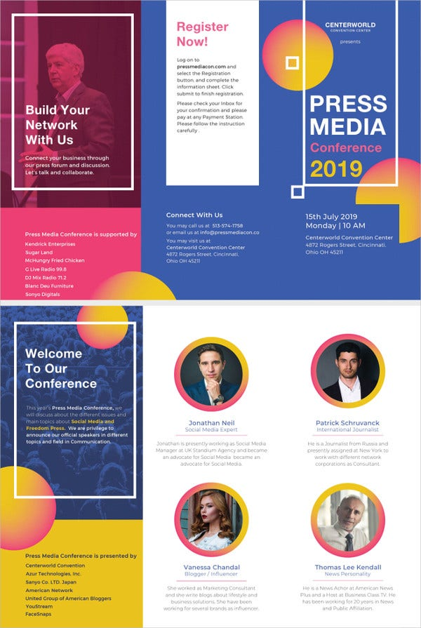 conference-brochure-photoshop-template