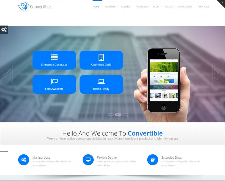 convertible blue responsive wordpress theme 48 788x633
