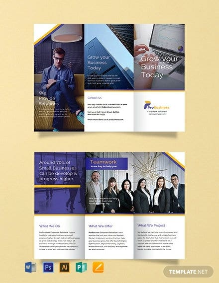 corporate business brochure template1
