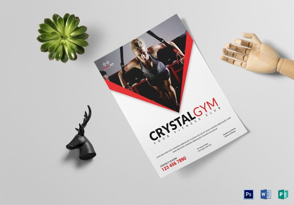 crystal gym