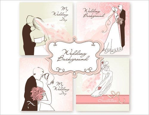 custom wedding menu template 1