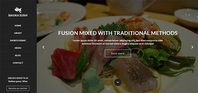 Drupal-7-restaurant-template