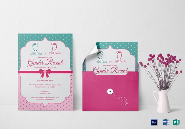 elegant-gender-reveal-invitation-card-template