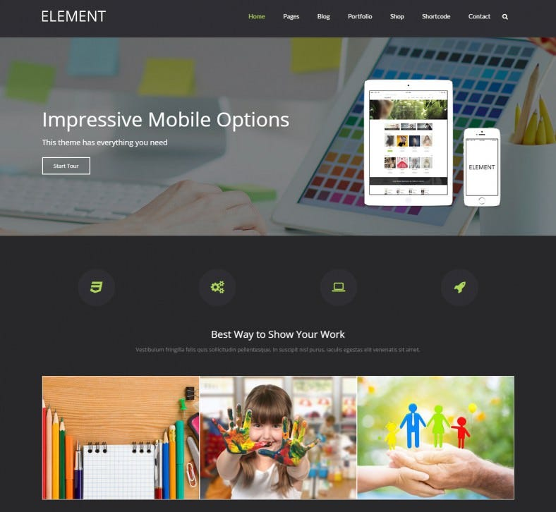 element multipurpose wordpress template 58 788x726