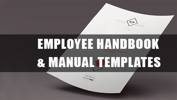 employeehandbookmanualtemplates