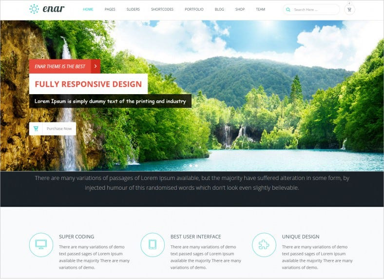enar responsive multi purpose html5 template 16 788x572