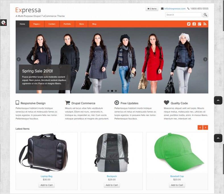 expressa responsive drupal commerce theme 788x681