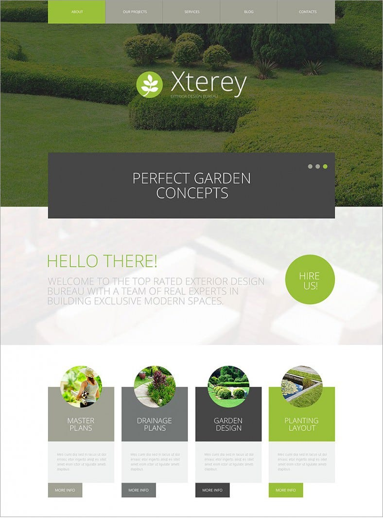 exterior design green responsive wordpress theme 75 788x1065